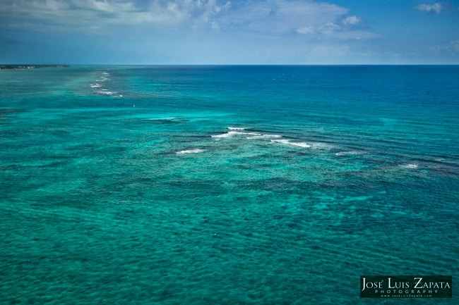 Great Barrier Reef of Belize, the second largest in the world