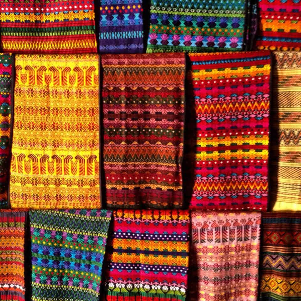 Maya textiles