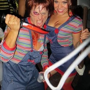 Chucky and Chucky's Bride