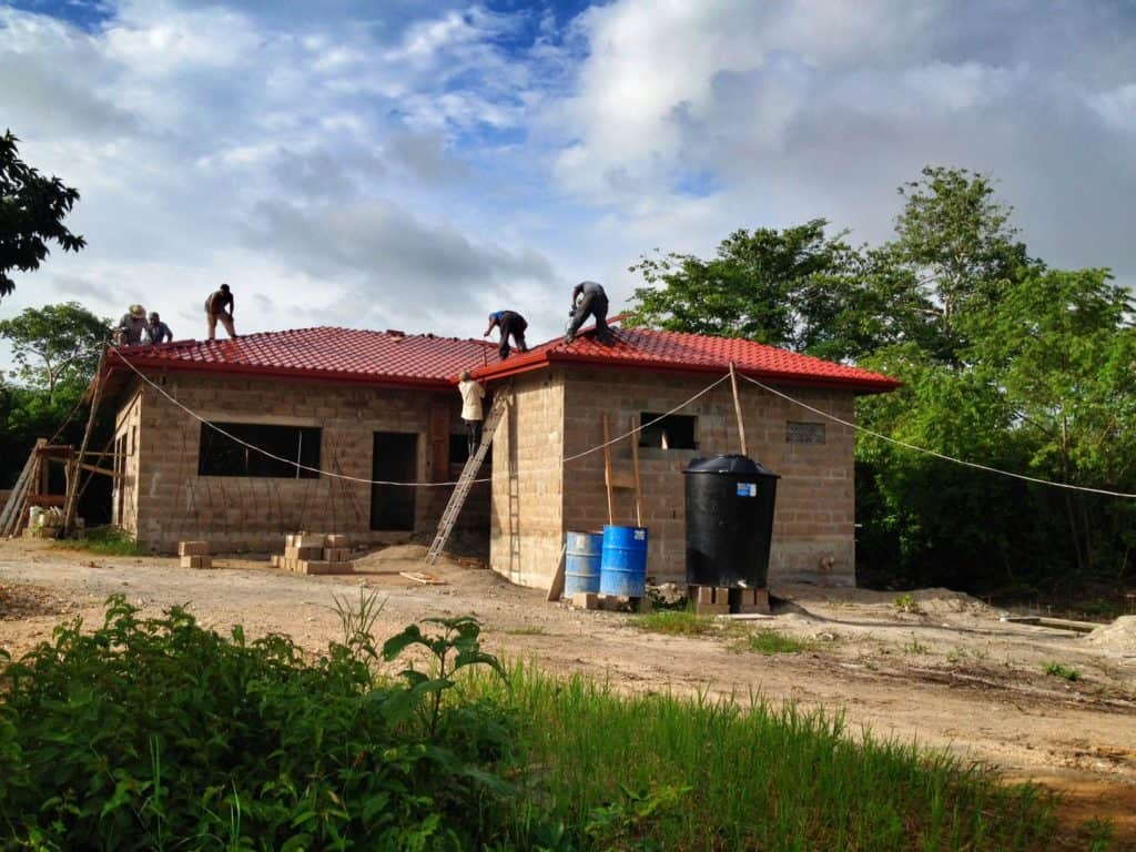 Retirement home being built in San Ignacio, Cayo