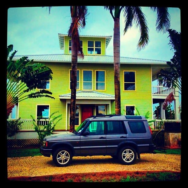 Belizean Beach home