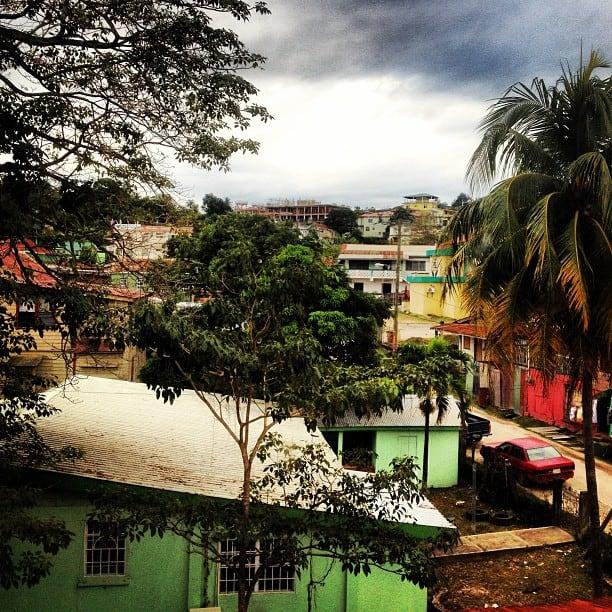 Belize Urban Landscape