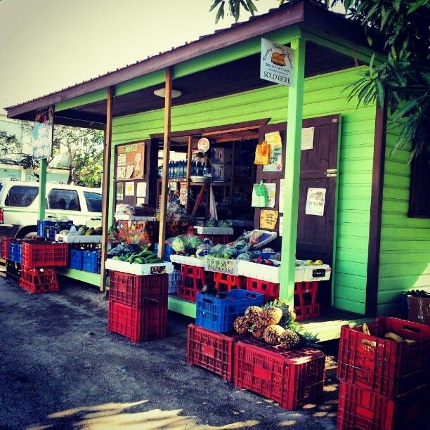 Belizean Grocery store