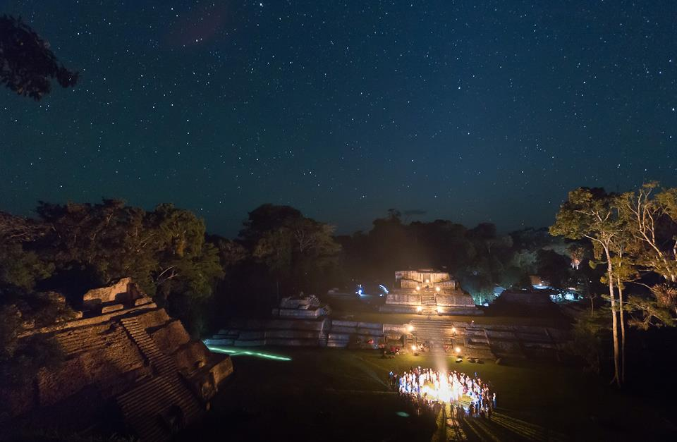 2012 Winter Solstice in Belize