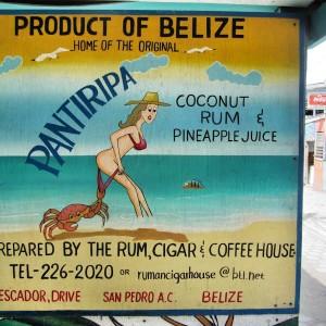 Belize Panty Ripper Drink