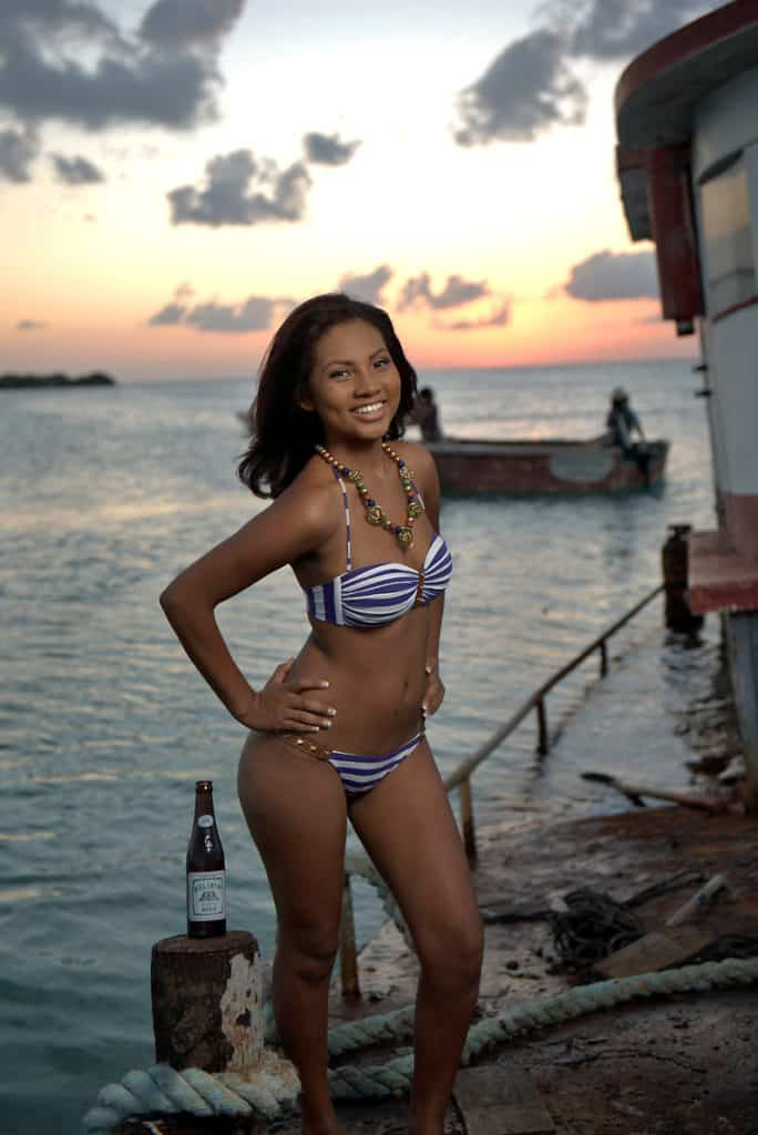 women black Belize beautiful