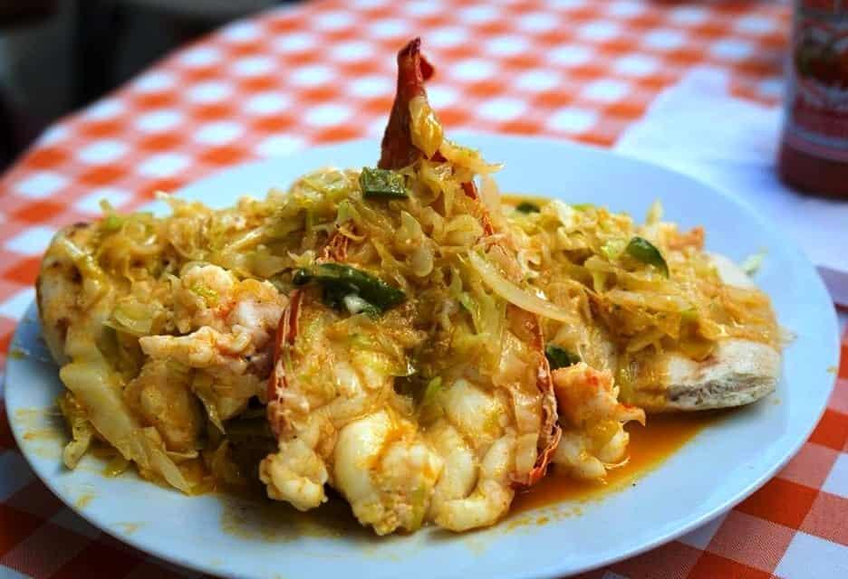 Waruguma's Lobster Burrito