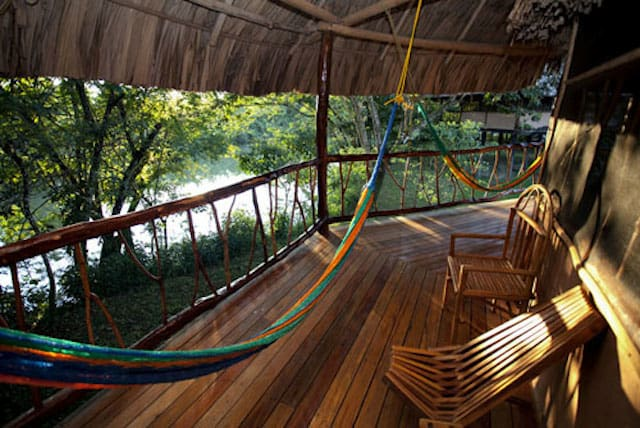 hammock in Belize