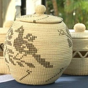mayan basket in Belize