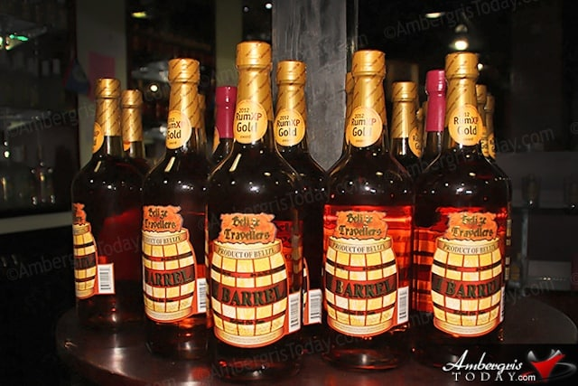 one barrel rum belize