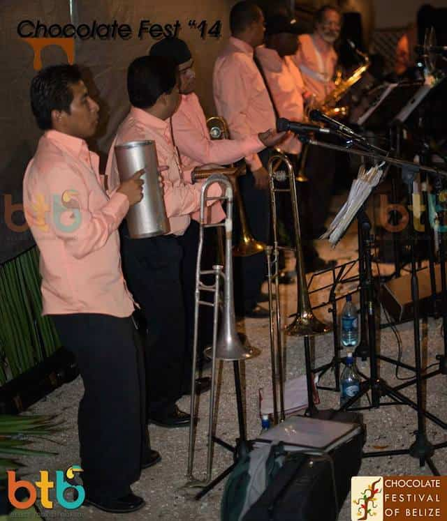 Caribbean Vibes band in Belize