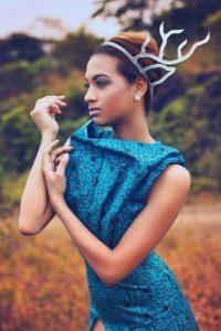 Chantae Guy Belizean Model for Joris Hendrik