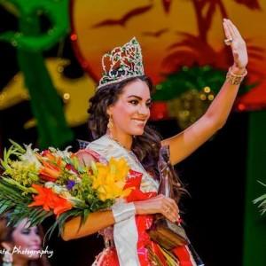La Reina de la Costa Maya 2014