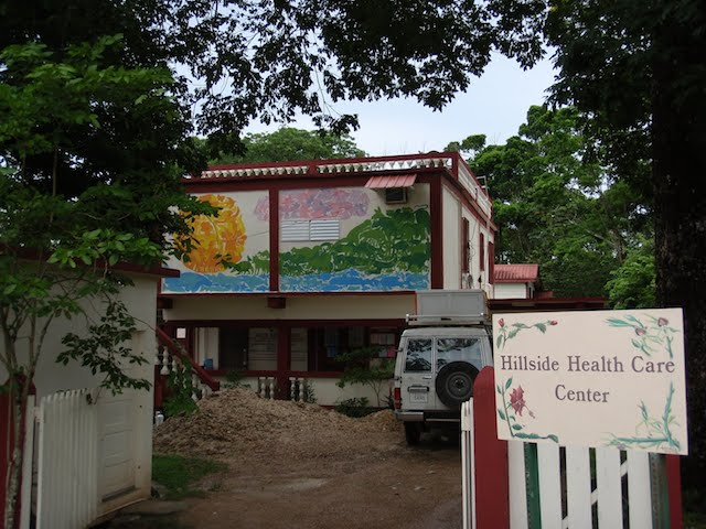 Hillside Health Care International's main clinic