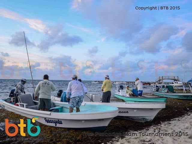 Tres pescados slam tournament