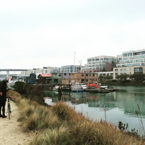A recent trip to San Francisco inspired some of these travel predictions. Pictured here is Mission Creek houseboat community, on this day I explored various neighbourhoods and trails